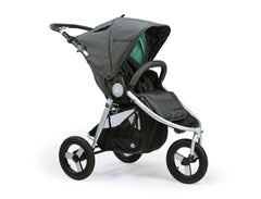 2018 Bumbleride Indie All Terrain Stroller - Dawn Grey Mint