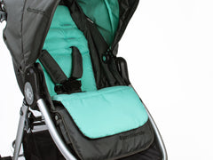 Bumbleride Reversible Seat Liner Zoom Dawn Grey Mint