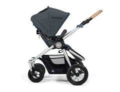 Bumbleride Era Reversible Seat Stroller Dawn Grey - Seat Reversed