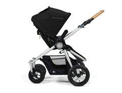Bumbleride Era Reversible Seat Stroller Silver Black - Available At Select Stores Seat Reversed