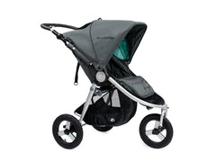 2017 Bumbleride Indie All Terrain Stroller - Dawn Grey