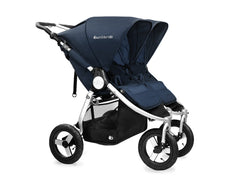 2017 Bumbleride Indie Twin Double Stroller - Maritime Blue