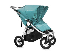 2017 Bumbleride Indie Twin Double Stroller - Tourmaline