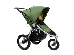 Bumbleride Speed Jogging Stroller 2017 - Camp Green