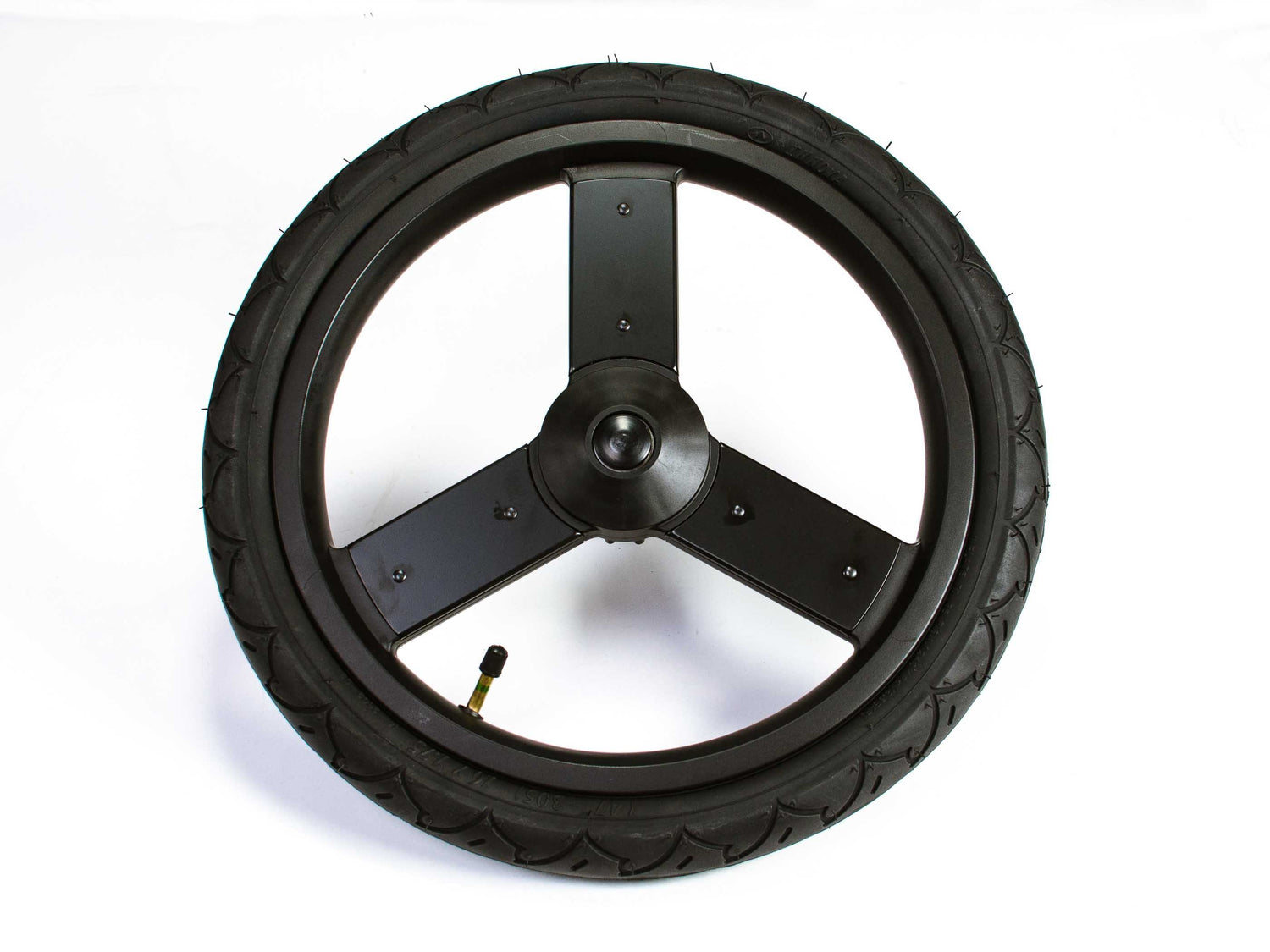 Bumbleride Speed Matte Black Rear Wheel 16""