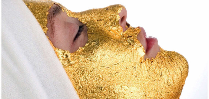 Gold Infused Collagen Mask for a Smooth, Hydrated and Nourished Skin
