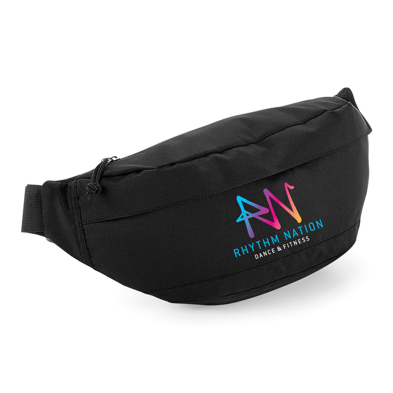 Rhythm Nation Dance & Fitness Bum Bag