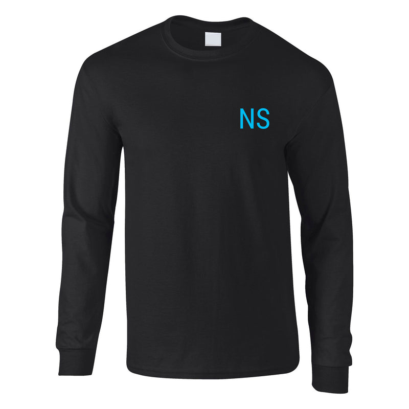 Rhythm Nation Dance & Fitness Long Sleeve T-Shirt