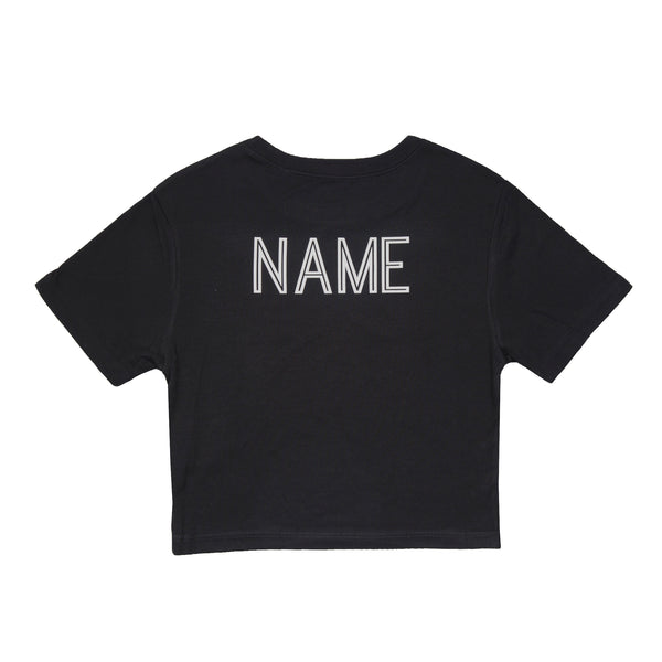 Dance Wright Cropped T-Shirt