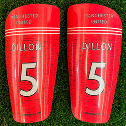 Manchester United Shin Pads