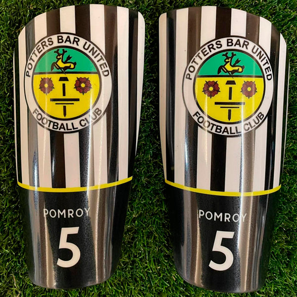 Potters Bar United Club Shin Pads