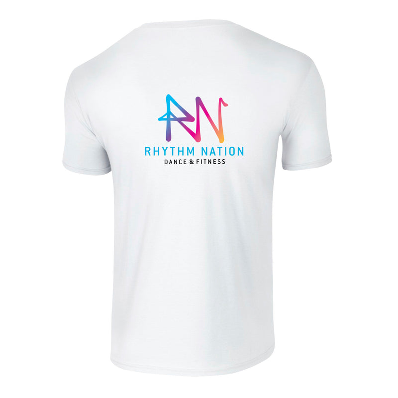 Rhythm Nation Dance & Fitness T-Shirt