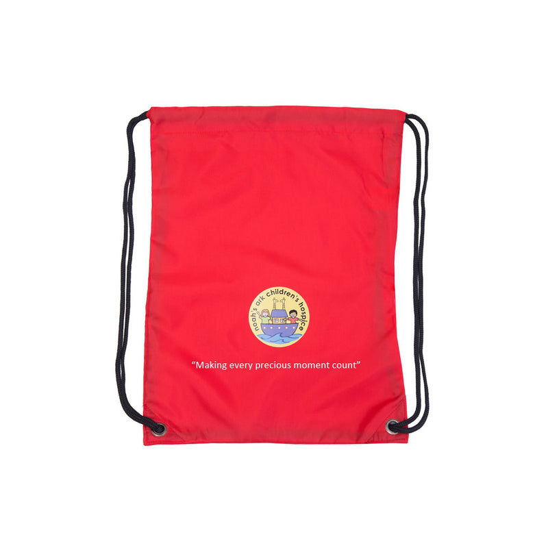 NACH Staff Drawstring Bag