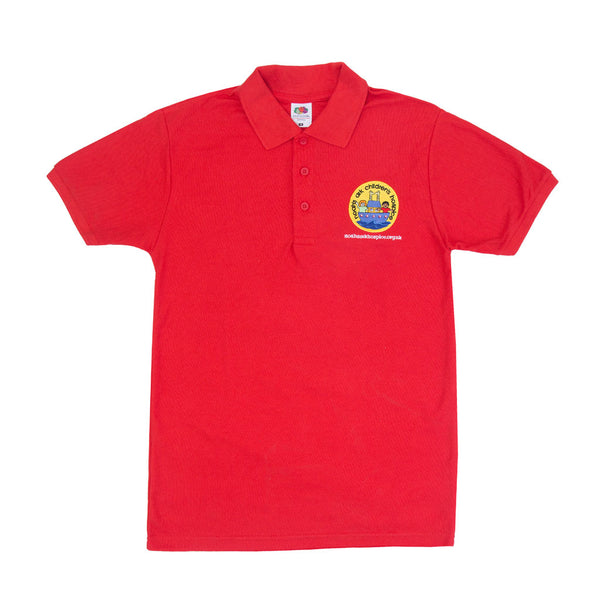 NACH Staff Polo Shirt