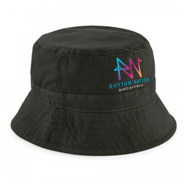 Rhythm Nation Dance & Fitness Bucket Hat