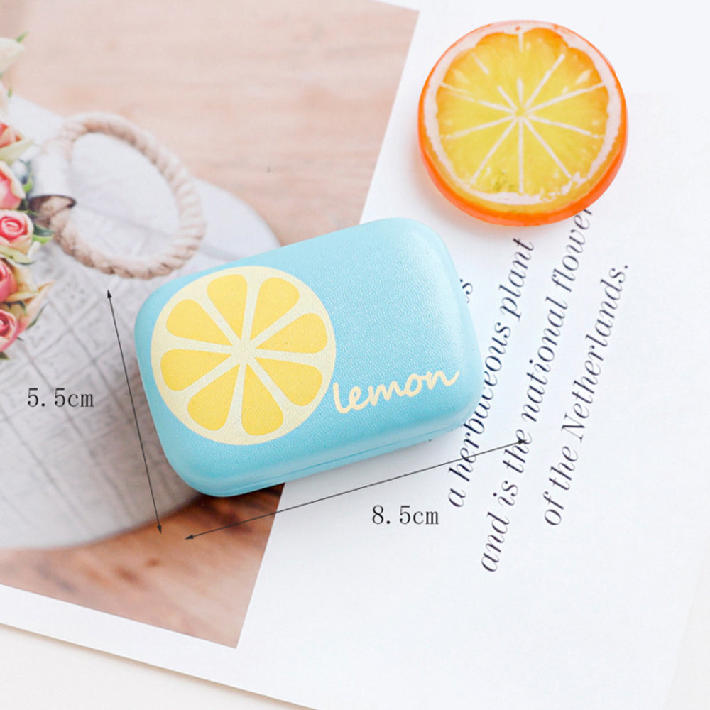 Fruit Contact Lens Case