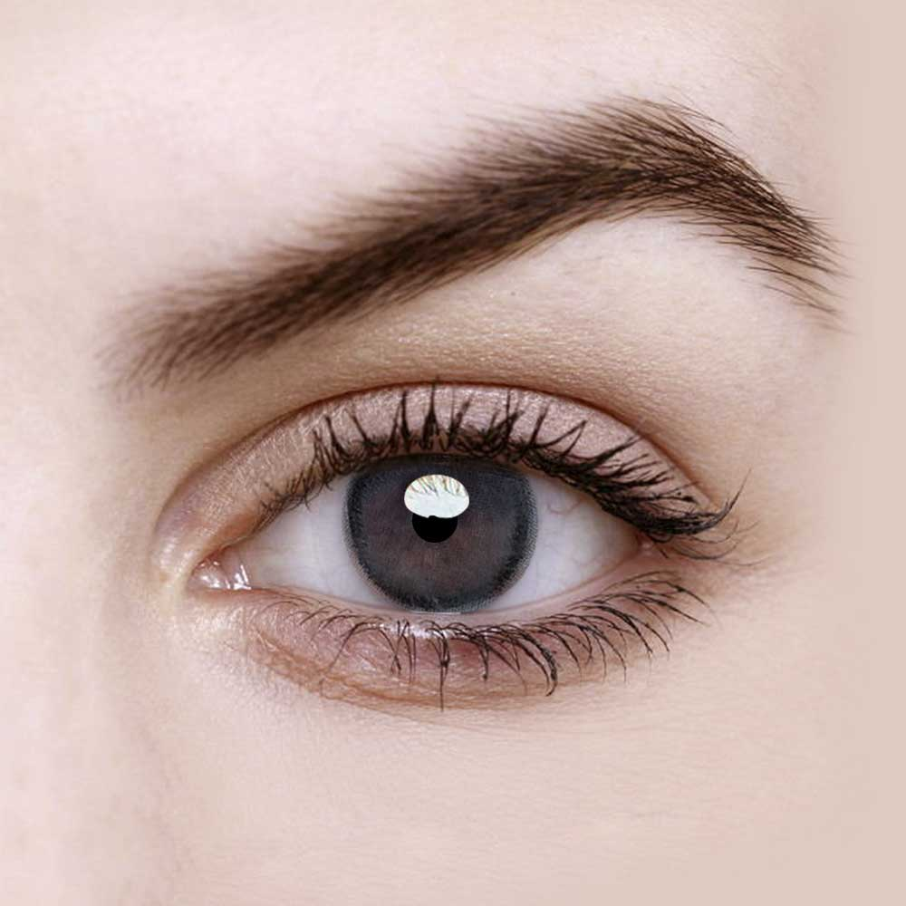 Vandora Enlarge Hancon Grey Colored Contact Lenses