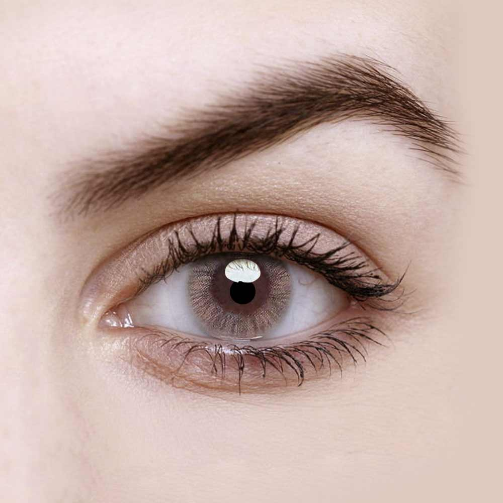 Vandora Chouchou Brown Colored Contact Lenses