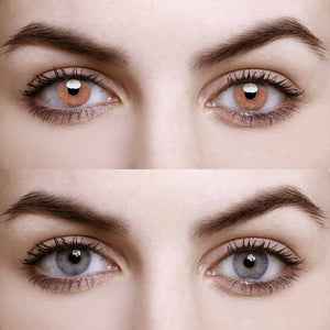 Coloured Contact Lenses | Colour Contacts