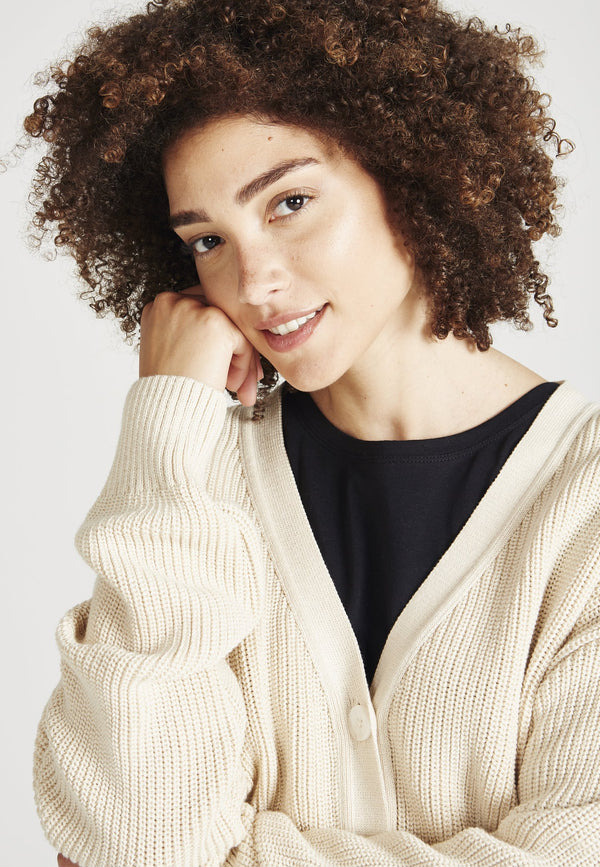 Cardigan Estelle | Light Beige