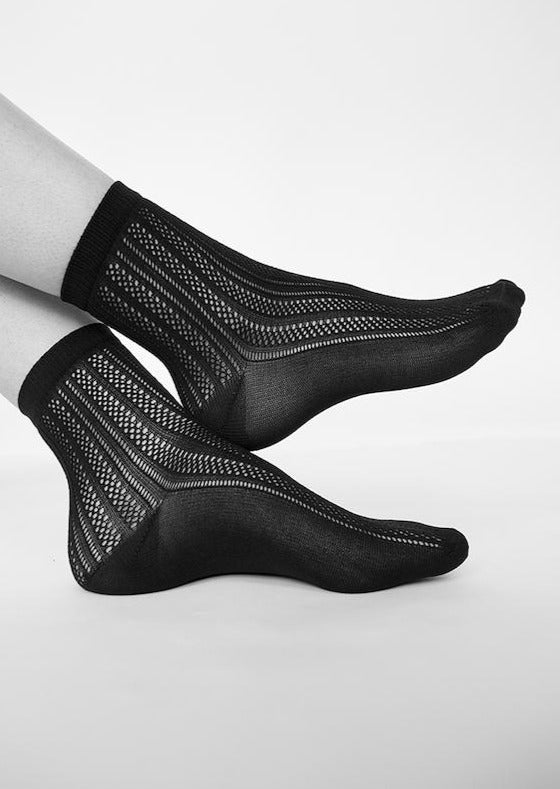 Klara socks | black