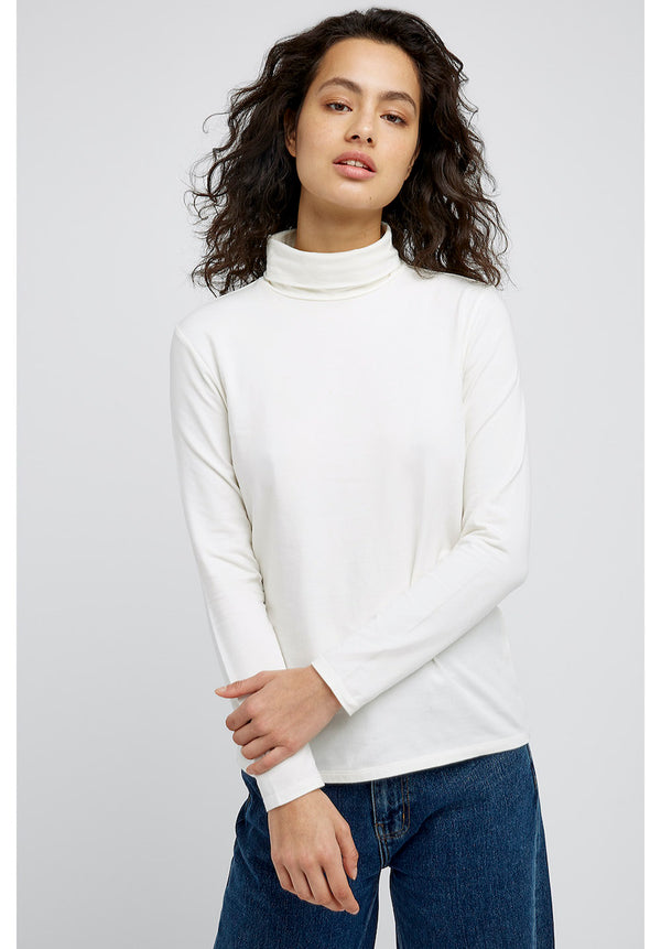 Pullover | Laila Roll Neck Top
