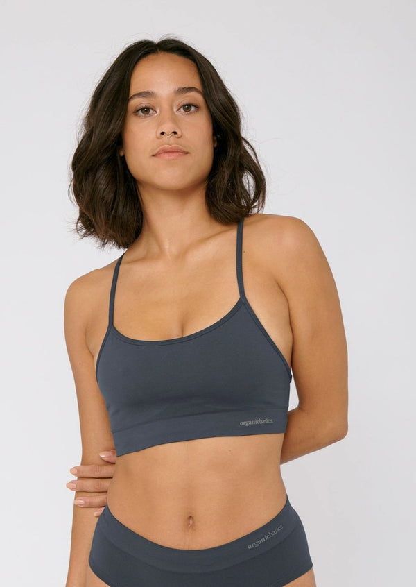 Sports bra | Sea blue