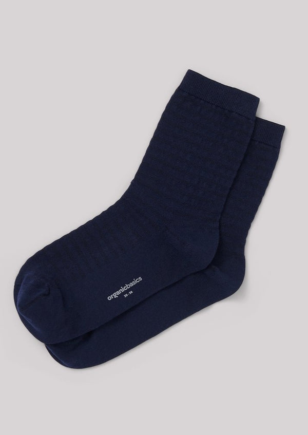 2 pack socks | Navy