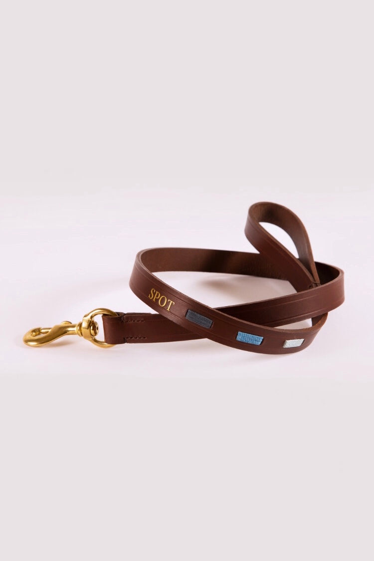 Personalised Coxcroft Dog Lead