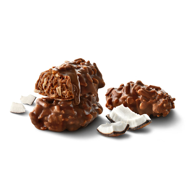 Milk Chocolate & Toasted Coconut Clusters - 4.5oz