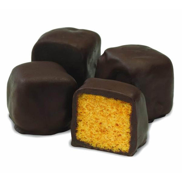 Dark Chocolate Sponge Candy 9 oz