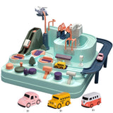 Vehicle Crossing Adventure Educational Toy