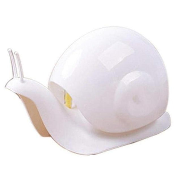 Snail Shape Liquid Soap Dispenser