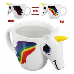 Color Changing Heat Sensitive Magic Mug