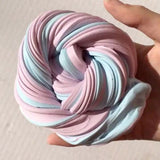 80ml Fluffy Slime Polymer Clay Toy