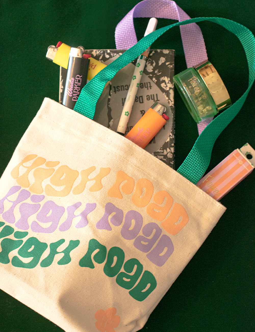 High Road Mini Tote