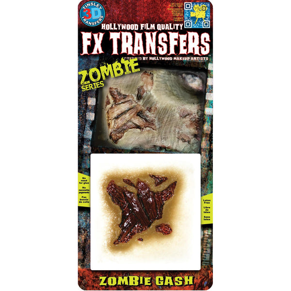 Tinsley Transfers zombie Series (Zombie Gash)