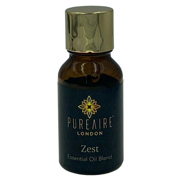 PureAire London Diffuser Essence Zest 15ml