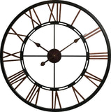 House of Durante The London 70cm Indoor/Outdoor Wall Clock