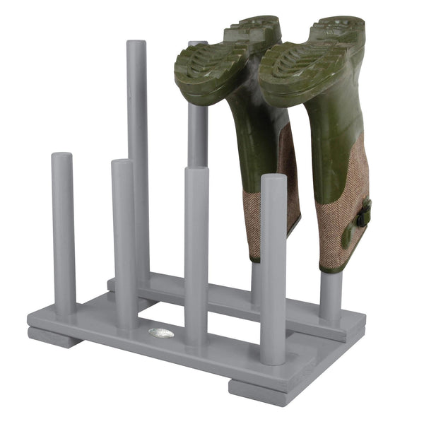 Fallen Fruits Boot Rack (Grey) FSC 100%