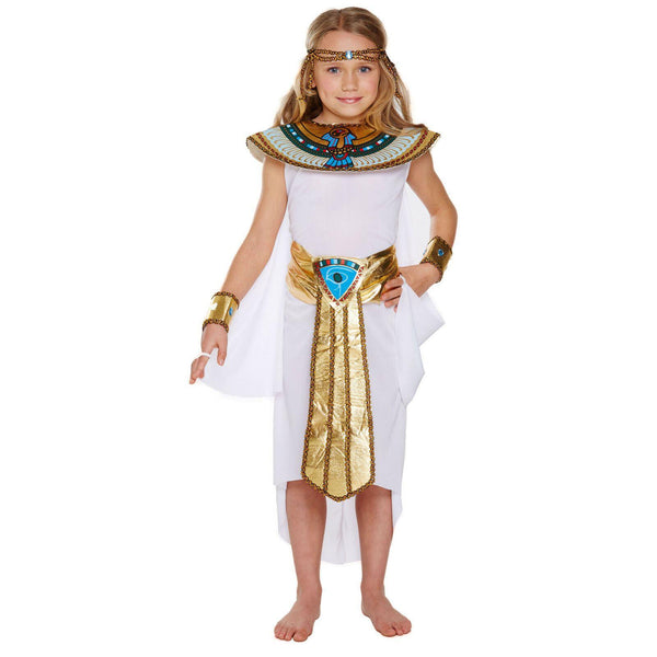 Henbrandt Egyptian Girl Costume 4-6 Years
