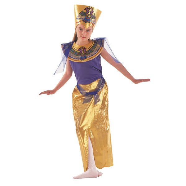 Henbrandt Queen Of The Nile Costume 10-12 Years