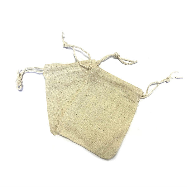 Spare bags for soap nuts (Pack of 10)
