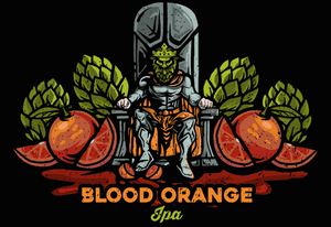 Blood Orange Shirt