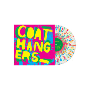 The Coathangers (Deluxe Edition CONFETTI CRUSH)