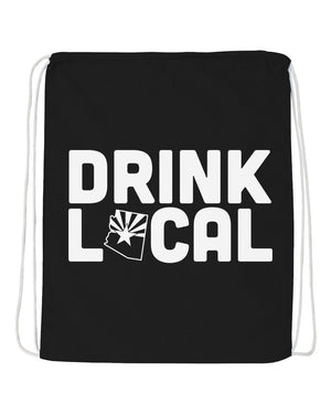 Drink Local (CINCH BAG)