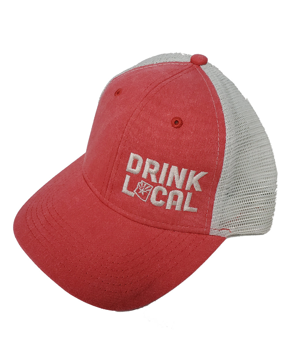Drink Local (Mesh Back Hat)