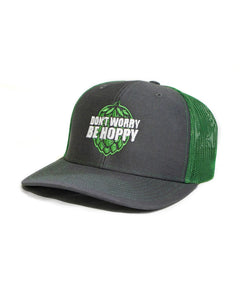 Don't Worry Be Hoppy Hat