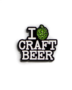 I Hop Craft Beer Lapel Pin
