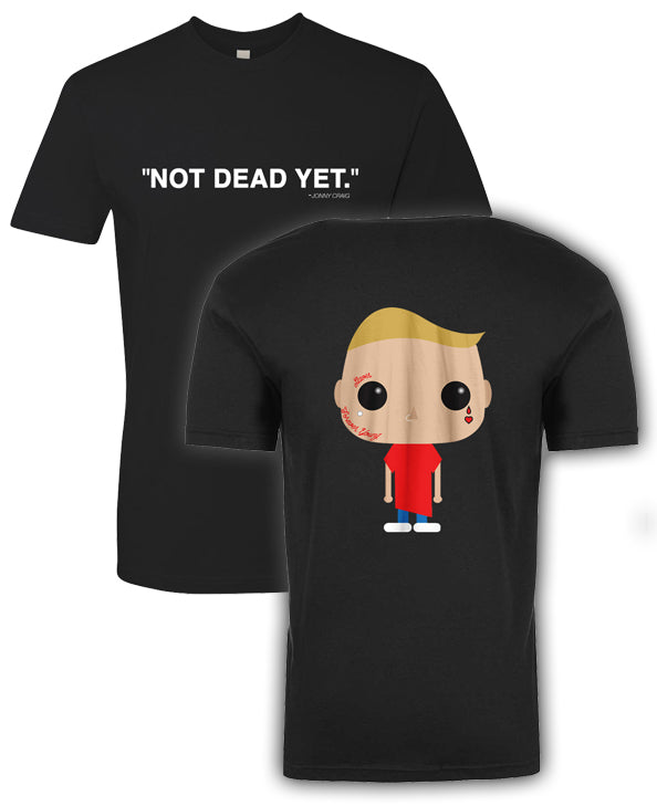 Not Dead Yet -Short - (black)